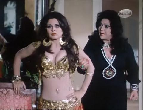 تحية كاريوكا مع سعاد حسني فيلم خللي بالك من زوزو