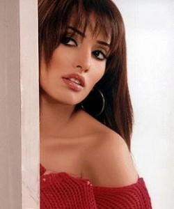 الفنانة زينة الممثلة المصرية